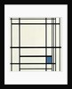 Composition in Lines and Colour: III, 1937 by Piet Mondrian