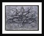 The Gray Tree, 1911 by Piet Mondrian