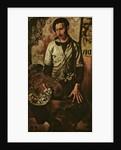 Self portrait by Dick Ket