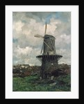 The Windmill by Jacob Henricus or Hendricus Maris