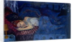 Sleeping Couple by Julie Held