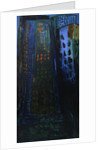 City - Night by Julie Held