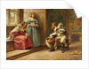 The Adventure, 1903 by Edgar Bundy