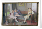The Children of James Todd, 1920 by William Logsdail