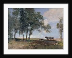 Autumn Sunshine, 1884 by Edward Arthur Walton