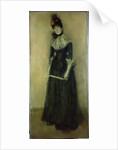 Rose et Argent: La Jolie Mutine, c.1890 by James Abbott McNeill Whistler