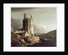 The Eagle Tower, Caernarvon Castle, 1802 by Benjamin Barker