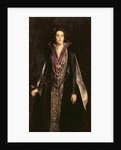 Portrait of the Marchioness of Cholmondeley by John Singer Sargent