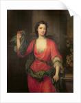 Portrait of Catherine, Lady Walpole by Charles Jervas