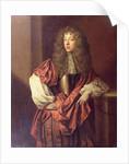 Portrait of John Wilmot 2nd Earl of Rochester by Peter Lely
