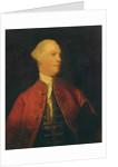 Portrait of General James Cholmondeley, c.1759-61 by Joshua Reynolds