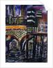 City at Night by Hilary Rosen