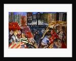 New York by Hilary Rosen