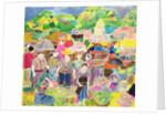 Almolonga Market by Hilary Simon