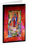 Celebration to the Virgin of Guadeloupe by Hilary Simon