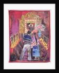 Mayan couple by Hilary Simon