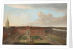 Figure Court, c.1720 by English School