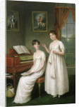 Portrait of the Irwin Sisters by Robert Home