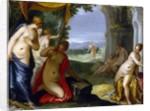 Diana and Actaeon, c.1596-1606 by Hans I or Johann Rottenhammer