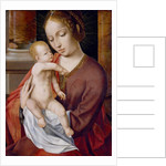 Virgin and Child, 16th century by Quentin Massys or Metsys