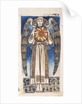 Day: Angel Holding a Sun, c.1862-64 by William Morris