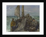The Toilers of the Sea, 1873 by Edouard Manet
