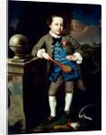 Portrait of a Boy, c.1758-60 by John Singleton Copley