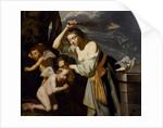 Venus Chastising Cupid, 1628 by Jan van Bijlert or Bylert