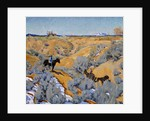 In an Arroyo, c.1914-24 by Walter Ufer
