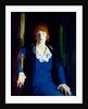 Portrait of Florence Pierce, 1914 by George Wesley Bellows