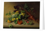 Still life with Vegetables, 1826 by James the Elder Peale