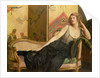 Reclining Woman by John Collier