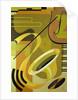 Jazz, 2004 by Carolyn Hubbard-Ford