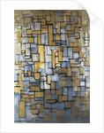 Composition XIV 1913 by Piet Mondrian