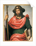 Portrait of St James of Compostela by Spanish School