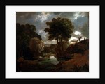 A Pool in the Woods, 1750 by Thomas Gainsborough