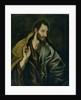The Apostle Thomas by El Greco