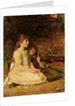 Cuckoo! by John Everett Millais