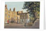 Holly Hill, Hampstead by Julian Barrow