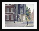 New Square, Lincoln's Inn by Julian Barrow