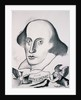 William Shakespeare 1994 by Jacob Sutton