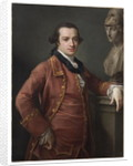 Portrait of John Monck, 1764 by Pompeo Girolamo Batoni