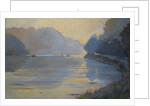 The Creek, Autumn by Jennifer Wright