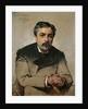 Portrait of Gabriel Faure by Paul Mathey