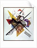 On white II - 1923 by Wassily Kandinsky