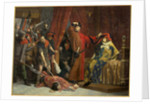 Etienne Marcel and the Dolphin Charles on February 22, 1358 by Etienne Lucien Melingue