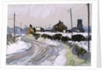 Winter Landscape by John Tookey