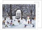 Snow Follies by Judy Joel