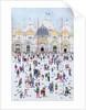 St. Mark's, Venice by Judy Joel