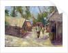 Zanzibar Village, 2001 by Karen Armitage